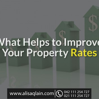 How to improve your property rates