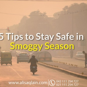 5 Tips to Stay Safe in Smoggy Season