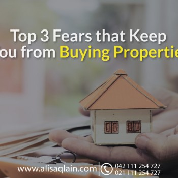 Top 3 Fears of Buying Property