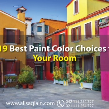 2019 best paint choices for your room