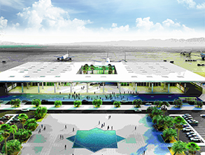 Construction at Gwadar International Airport is starting in March 2019
