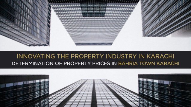 Innovating the property industry in Karachi