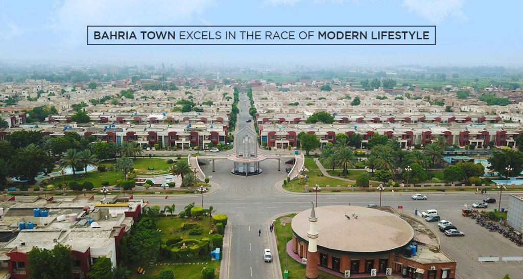 Real Estate and Builders in Bahria Town