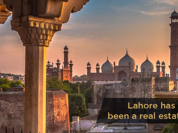 Real Estate Agents in Bahria Town Lahore