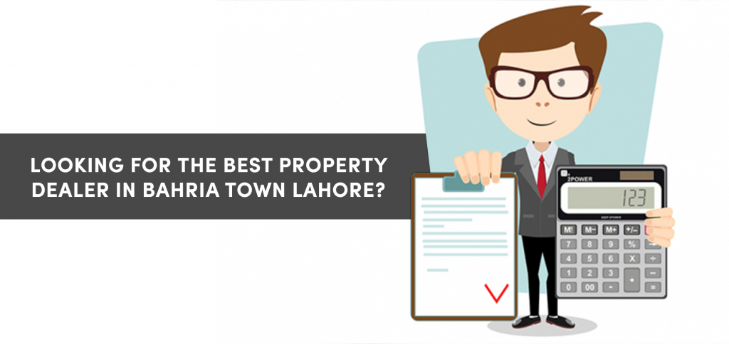 best property dealer in Bahria Town Lahore