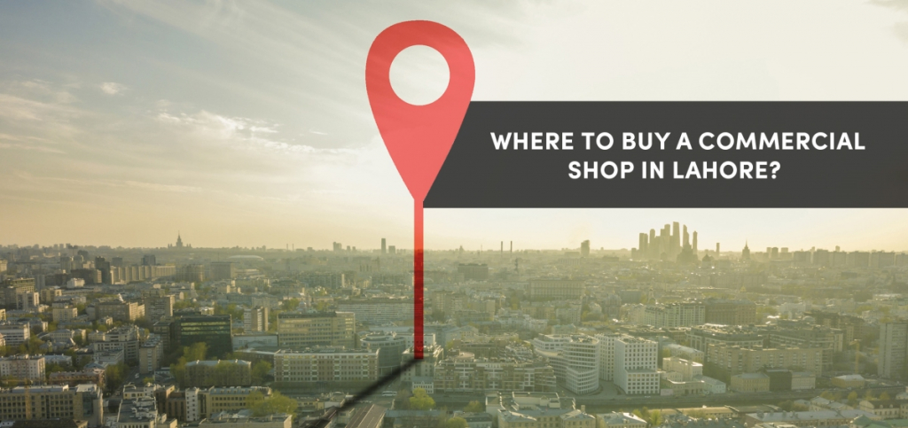 shops for sale in Bahria Town Lahore